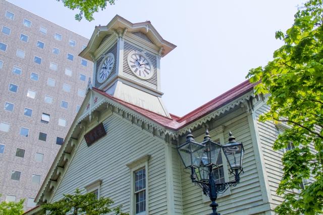 札幌市の時計台-包茎手術、治療なら北海道のクリニック