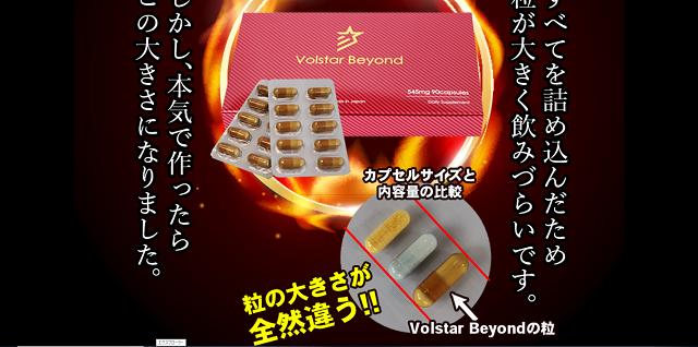 Volstar-Beyond(ヴォルスタービヨンド)サプリメント